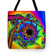 Abstract 65 Tote Bag