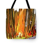 Abstract 6535 Tote Bag