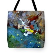 Abstract 66018002 Tote Bag