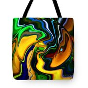 Abstract 7-10-09 Tote Bag
