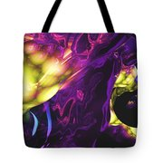 Abstract 7-25-09 Tote Bag