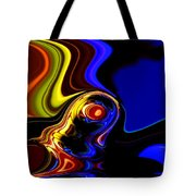 Abstract 7-26-09 Tote Bag