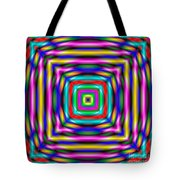 Abstract 727 Tote Bag