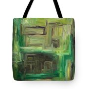 Abstract 742 Tote Bag