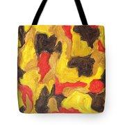 Abstract 746 Tote Bag