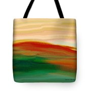 Abstract 8 Tote Bag