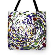 Abstract 813 Tote Bag