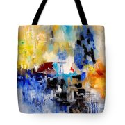 Abstract  905003 Tote Bag