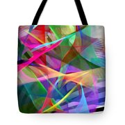 Abstract 9488 Tote Bag