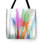 Abstract 9501-001 Tote Bag