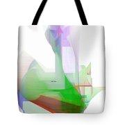 Abstract 9506-001 Tote Bag