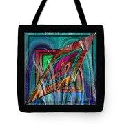 Abstract 9554 Tote Bag