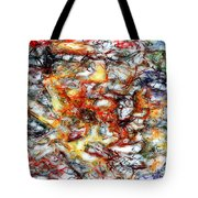 Abstract 9591 Tote Bag