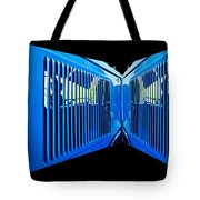 Abstract Antique Car Vent Tote Bag