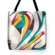 Abstract Art 105 Tote Bag