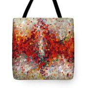 Abstract Art Eighteen Tote Bag
