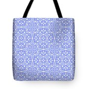 Abstract Art - Lavender Tote Bag