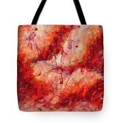 Abstract Art Nineteen Tote Bag