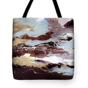 Abstract Art Project #12 Tote Bag