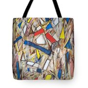 Abstract Art Seven Tote Bag