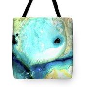 Abstract Art - Holding On - Sharon Cummings Tote Bag