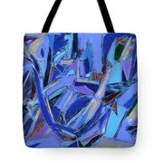 Abstract Art Twenty-four Tote Bag