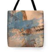 Abstract At Sea 4 Tote Bag