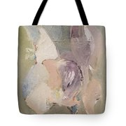 Abstract Aviary Tote Bag