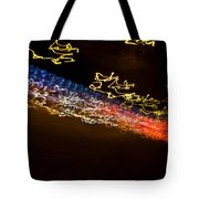Abstract Berlin Wall 7 Tote Bag