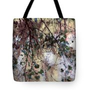 Abstract Birch Tote Bag