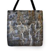 Abstract Bleeding Concrete Tote Bag