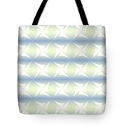 Abstract Blue And White Background Tote Bag