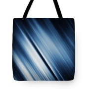Abstract Blurred Dark Blue  Background Tote Bag