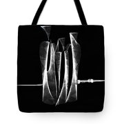 Abstract Bottles  Tote Bag