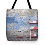 Abstract Brick 2 Tote Bag