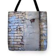 Abstract Brick 4 Tote Bag