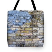 Abstract Brick 6 Tote Bag