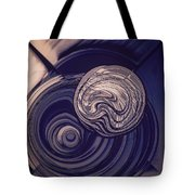 Abstract Bubbles Tote Bag