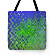 Abstract By Photoshop 50 Tote Bag