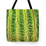 Abstract Cactus Tote Bag