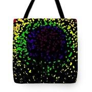 Abstract Cactus Eye  Tote Bag