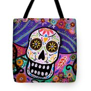Abstract Catrina Tote Bag