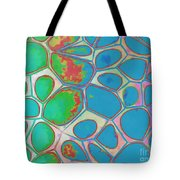 Abstract Cells 4 Tote Bag