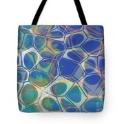 Abstract Cells 5 Tote Bag