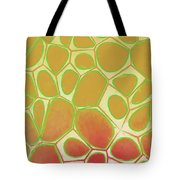 Abstract Cells 2 Tote Bag