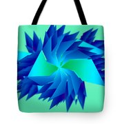 Abstract Chill Tote Bag