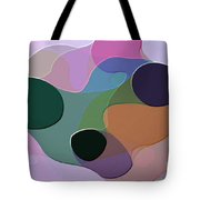 Abstract Collection 018 Tote Bag