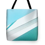 Abstract Color Of Architecture Tote Bag