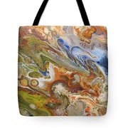 Abstract Colour Tote Bag