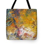 Abstract Composite Tote Bag